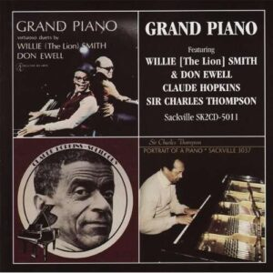 Willie The Lion Smith - Grand Piano