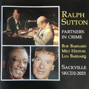Ralph Sutton - Partners In Crime