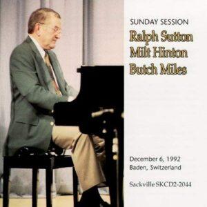 Ralph Sutton - Sunday Sessions