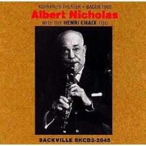 Albert Nicholas - Baden 69