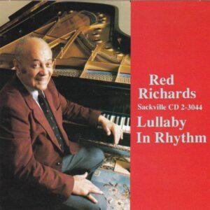 Red Richards - Lullaby In Rhythm