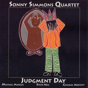 Sonny Simmons Quartet - Judgment Day