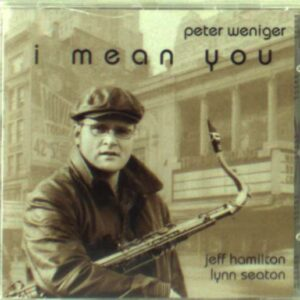 Peter Weniger - I Mean You
