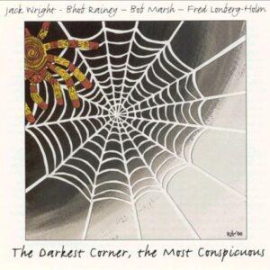 Jack Wright - The Darkest Corner