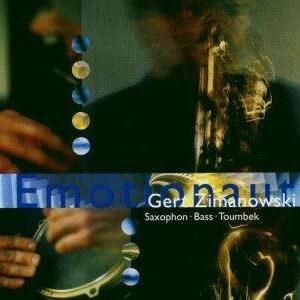 Gert Zimanowski - Emotionaut