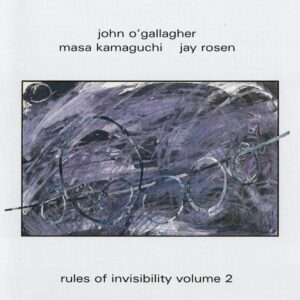 John O'Gallagher - Rules Of Invisibility