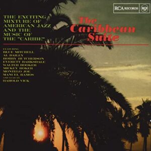 Harold Vick & His Orchestra - The Caribbean Suite