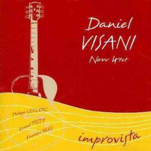 Daniel Visani - New 4tet