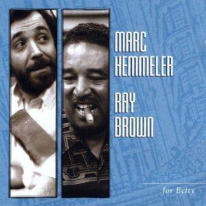 Marc Hemmeler - For Betty