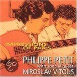 Philippe Petit - Impressions Of Paris