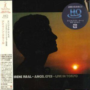Irene Kral - Angel Eyes-Live In Tokyo