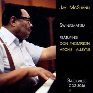 Jay McShann - Swingmatism