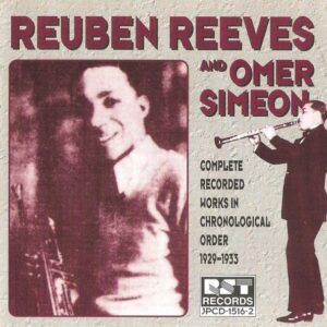 Reuben Reeves - Complete Recorded Works