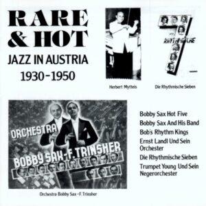 Jazz In Austria - Rare & Hot