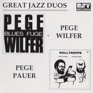 Aladar Pege - Great Jazz Duos