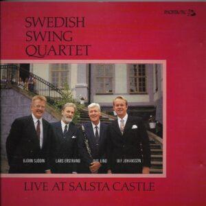 Swedish Swing Quartet - Live At Salsta Castle