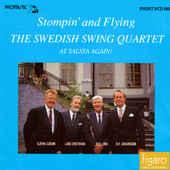 Swedish Swing Quartet - Stompin' And Flying