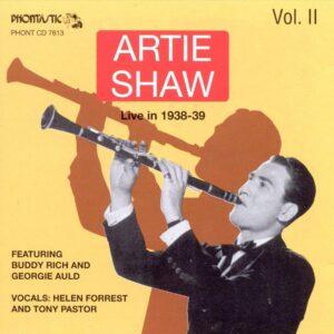 Artie Shaw - Live In Vol.2