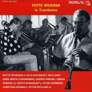 Putte Wickman - In Trombones
