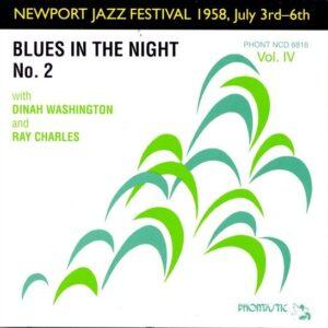Dinah Washington - Newport J.F. Blues In The Night