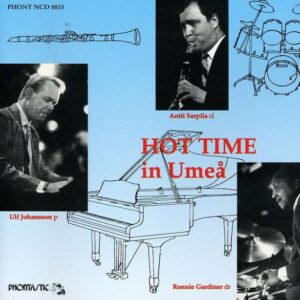 Antti Sarpila - Tribute To Benny Goodman - Hot Time In