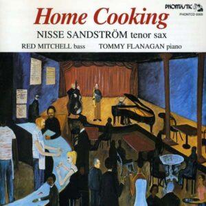 Nisse Sandstrom - Home Cooking
