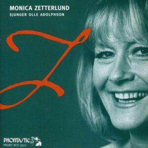 Monica Zetterlund - Sings Olle Adolphson