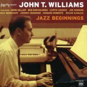 John T. Williams - Jazz Beginnings