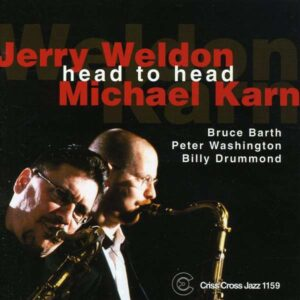 Jerry Weldon - Head To Head