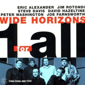 Eric Wide Horizons Alexander - One For All