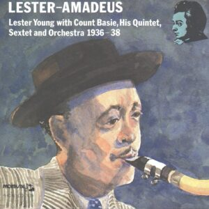 Lester Young - Lester-Amadeus