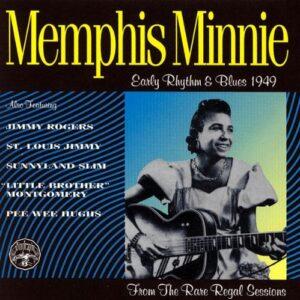 Memphis Minnie - Earl Rhytm & Blues