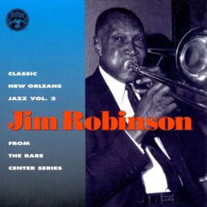 Jim Robinson - Mustache Stompers N.O. Vol.2
