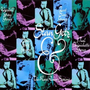 Stan Getz - The Rare Down Sessions