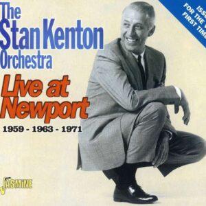 Stan Kenton Orchestra - Live At Newport