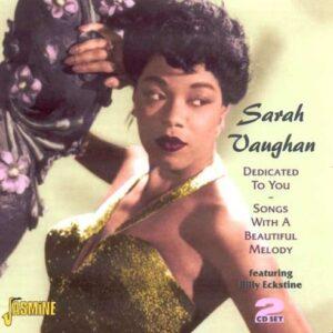 Sarah Vaughan - Dedicated To You