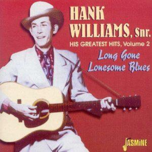 Hank Williams Snr. - His Greatest Hits Vol.2