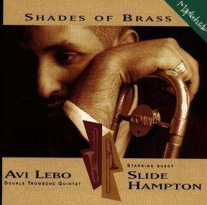 Avi Lebo - Shades Of Brass