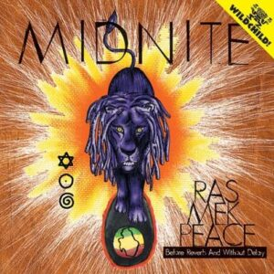 Midnite Reggae Band - Ras Mek Peace