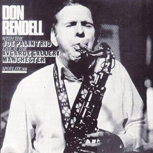 Don Rendell - Live At Avgarde Gallery