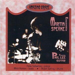 Martin Speake - Amacing Grace