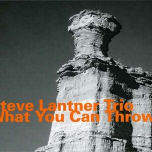 Steve Lantner Trio - What You Can Throw