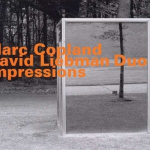 Marc Copland - David Liebman - Duo Impressions