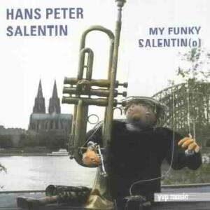 Hans Peter Salentin - My Funky Salentin(o)