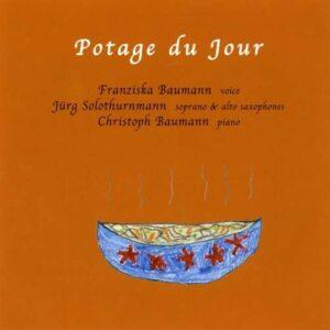 Jurg Solothurnmann - Potage Du Jour