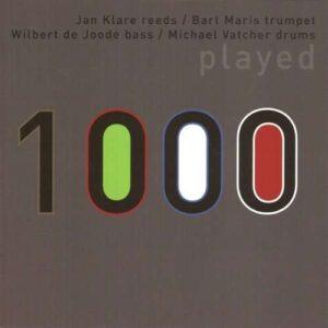 Jan Klare - Played 1000