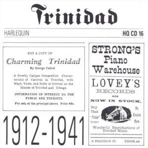Trinidad - 1912-1942