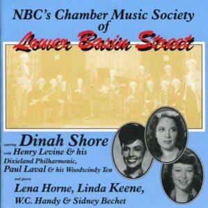 Dinah Shore - NBC Chamber Music Society 1940-1942