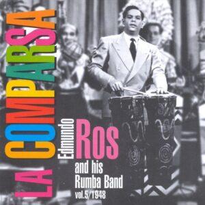 Edmundo Ros And His Rumba Band - La Comparsa Vol.5