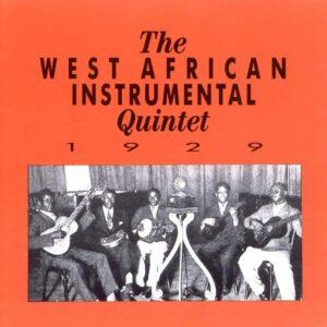 West African Intrumental Quintet - 1929